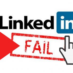 Najčešće Linkedin greške