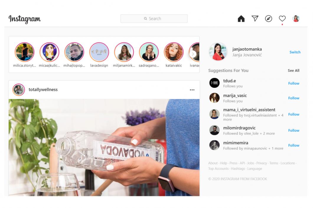 Instagram marketing saveti